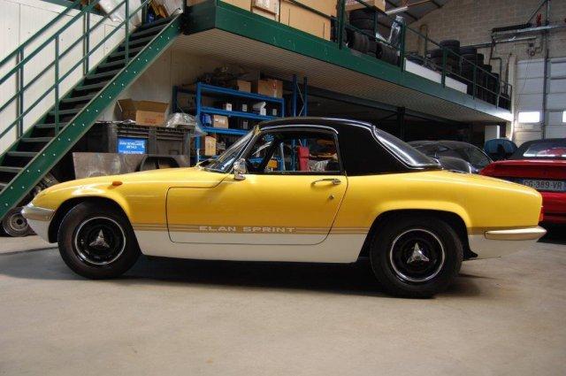 FVH Motors - Lotus - historiek